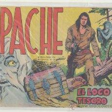 Tebeos: APACHE Nº 35. MAGA 1959.. Lote 23888609