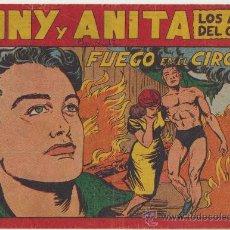 Tebeos: TONY Y ANITA Nº 64.. Lote 23918626
