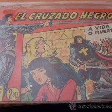 Livros de Banda Desenhada: EL CRUZADO NEGRO Nº 42 ( ORIGINAL MAGA ) (S2). Lote 23985844