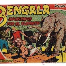 Tebeos: BENGALA 2º Nº 5. MAGA 1960.. Lote 24005436
