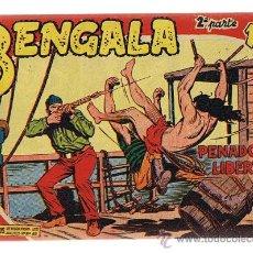 Tebeos: BENGALA 2º Nº 17. MAGA 1960.. Lote 24006655
