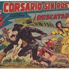 Tebeos: EL CORSARIO SIN ROSTRO Nº 15. EDITORIAL MAGA 1959.. Lote 24065940
