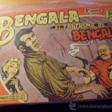 Livros de Banda Desenhada: BENGALA SEGUNDA SERIE Nº 41 ( ORIGINAL ED. MAGA ) (S2). Lote 24302763