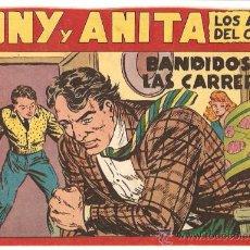 Tebeos: TONY Y ANITA Nº 42 -- ORIGINAL- LEER TODO. Lote 24180773