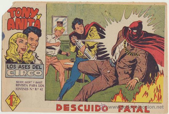 TONY Y ANITA 2ª Nº 45. MAGA. (Tebeos y Comics - Maga - Tony y Anita)