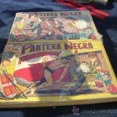 Tebeos: PANTERA NEGRA DOS COLECCIONES Y PEQUEÑO PANTERA NEGRA EN TOTAL TRES COLECCIONES VER FOTOS. Lote 26356084