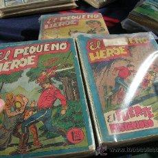 Tebeos: EL PEQUEÑO HEROE ORIGINAL COMPLETA Y SUELTA VER FOTOS. Lote 25844187