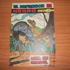 Tebeos: EL DEFENSOR NEGRO Nº 51 EDITORIAL MAGA 1963 ORIGINAL. Lote 166791705