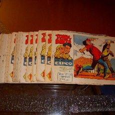 Tebeos: TONY Y ANITA 2 ª, LOTE ,LOS 52 PRIMEROS NÚMEROS, EDITORIAL MAGA. Lote 26896873