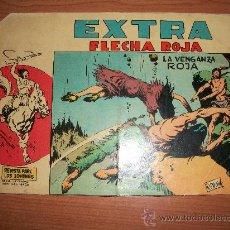 Giornalini: EXTRA FLECHA ROJA Nº 5 EDITORIAL MAGA ORIGINAL . Lote 24621805