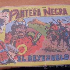 Tebeos: PANTERA NEGRA Nº 9 ( ORIGINAL ED. MAGA ) ( S4). Lote 24579254