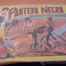 Tebeos: PANTERA NEGRA Nº 12 ( ORIGINAL ED. MAGA ) ( S4). Lote 24579276