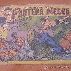 Tebeos: PANTERA NEGRA Nº 17 ( ORIGINAL ED. MAGA ) ( S4). Lote 24579520