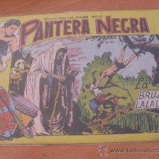 Tebeos: PANTERA NEGRA Nº 21 ( ORIGINAL ED. MAGA ) ( S4). Lote 24579529