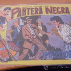 Tebeos: PANTERA NEGRA Nº 28 ( ORIGINAL ED. MAGA ) ( S4). Lote 24579541