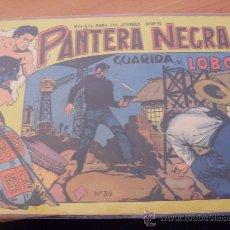Tebeos: PANTERA NEGRA Nº 30 ( ORIGINAL ED. MAGA ) ( S4). Lote 24579545
