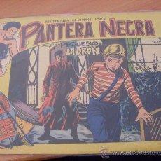 Tebeos: PANTERA NEGRA Nº 31 ( ORIGINAL ED. MAGA ) ( S4). Lote 24579552