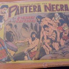 Tebeos: PANTERA NEGRA Nº 45 ( ORIGINAL ED. MAGA ) ( S4). Lote 24579585