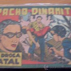 Tebeos: PACHO DINAMITA Nº 42 ( ORIGINAL ED. MAGA ) ( S4). Lote 24599781