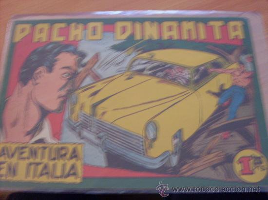 PACHO DINAMITA Nº 62 ( ORIGINAL ED. MAGA ) ( S4) (Tebeos y Comics - Maga - Pacho Dinamita)