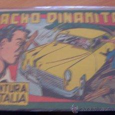 Tebeos: PACHO DINAMITA Nº 62 ( ORIGINAL ED. MAGA ) ( S4). Lote 176051443