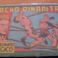 Tebeos: PACHO DINAMITA Nº 63 ( ORIGINAL ED. MAGA ) ( S4). Lote 24599923