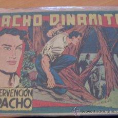 Tebeos: PACHO DINAMITA Nº 93 ( ORIGINAL ED. MAGA ) ( S4). Lote 24600028