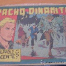 Tebeos: PACHO DINAMITA Nº 126 ( ORIGINAL ED. MAGA ) ( S4). Lote 24600059