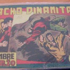 Tebeos: PACHO DINAMITA Nº 134 ( ORIGINAL ED. MAGA ) ( S4). Lote 24600094