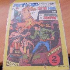 Tebeos: CAPITAN MIKI Nº 6 ( ORIGINAL ED MAGA ) (S3). Lote 24668348
