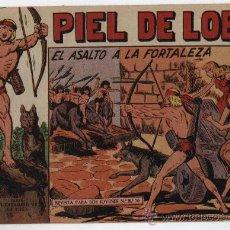 Tebeos: PIEL DE LOBO Nº 52. MAGA 1959.. Lote 24662462