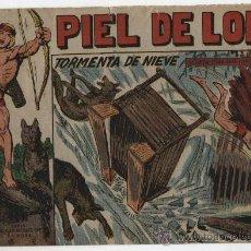 Tebeos: PIEL DE LOBO Nº 32. MAGA 1959.. Lote 24662501