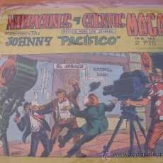 Tebeos: JOHNNY PACIFICO Nº 6 ( ORIGINAL ED. MAGA ) (S3). Lote 24745393