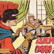 Tebeos: DON Z Nº 52 SIEMPRE DON Z 1959. Lote 24809643