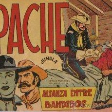 Tebeos: APACHE Nº 12 - ED.MAGA 1956 (ORIGINAL). Lote 24839443