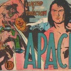 Tebeos: APACHE Nº 28 - ED.MAGA 1956 (ORIGINAL). Lote 24839459