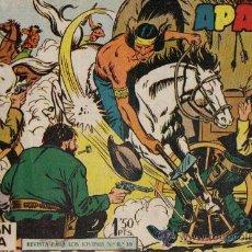 Tebeos: APACHE 2ª PARTE Nº II-8 - ED.MAGA 1957 (ORIGINAL). Lote 24895140