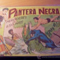Tebeos: PANTERA NEGRA Nº 17 ( ORIGINAL ED. MAGA ) ( S4). Lote 24962376