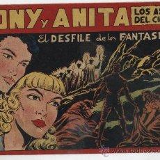 Tebeos: TONY Y ANITA Nº 94. MAGA 1951.. Lote 24963229
