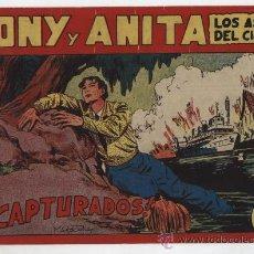 Tebeos: TONY Y ANITA Nº 100. MAGA 1951.. Lote 24963336