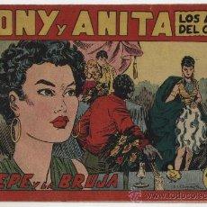 Tebeos: TONY Y ANITA Nº 110. MAGA 1951.. Lote 24964008