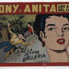 Tebeos: TONY Y ANITA Nº 113. MAGA 1951.. Lote 24964753