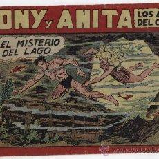 Tebeos: TONY Y ANITA Nº 119. MAGA 1951.. Lote 24964775
