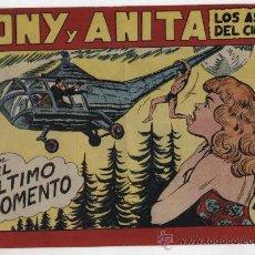 Tebeos: TONY Y ANITA Nº 121. MAGA 1951.. Lote 24964807