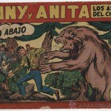 Tebeos: TONY Y ANITA Nº 123. MAGA 1951.. Lote 24964845
