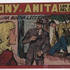 Tebeos: TONY Y ANITA Nº 130. MAGA 1951.. Lote 24964893