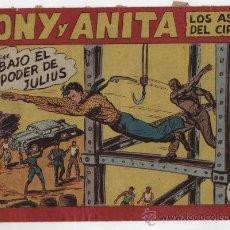 Tebeos: TONY Y ANITA Nº 149. MAGA 1951.. Lote 24974379