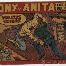 Tebeos: TONY Y ANITA Nº 55. MAGA 1951.. Lote 24983381