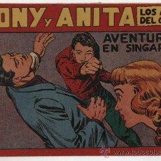 Tebeos: TONY Y ANITA Nº 58. MAGA 1951.. Lote 24983400