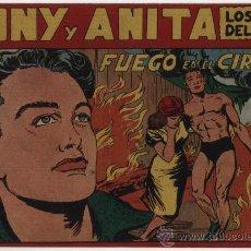 Tebeos: TONY Y ANITA Nº 64. MAGA 1951.. Lote 24983614